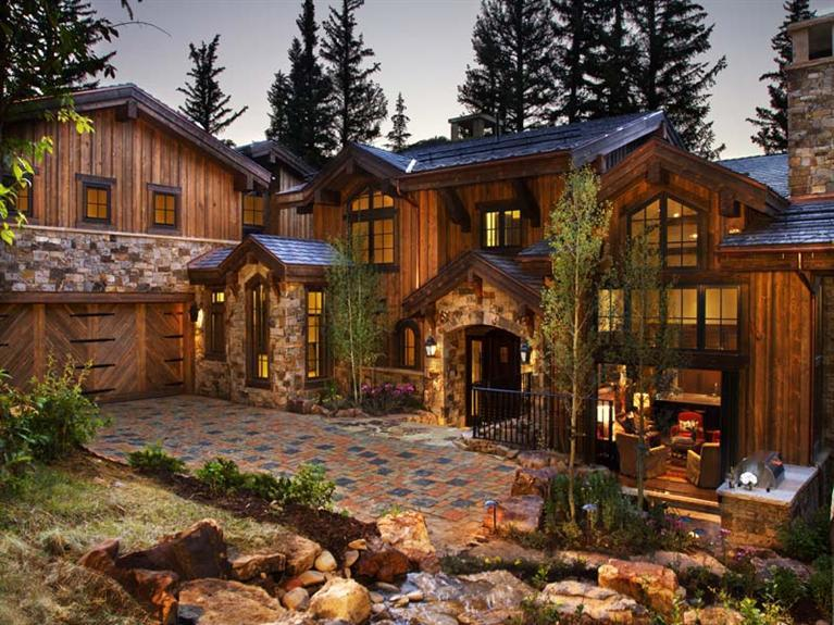 Vail homes for sale for Cabins for rent near vail colorado